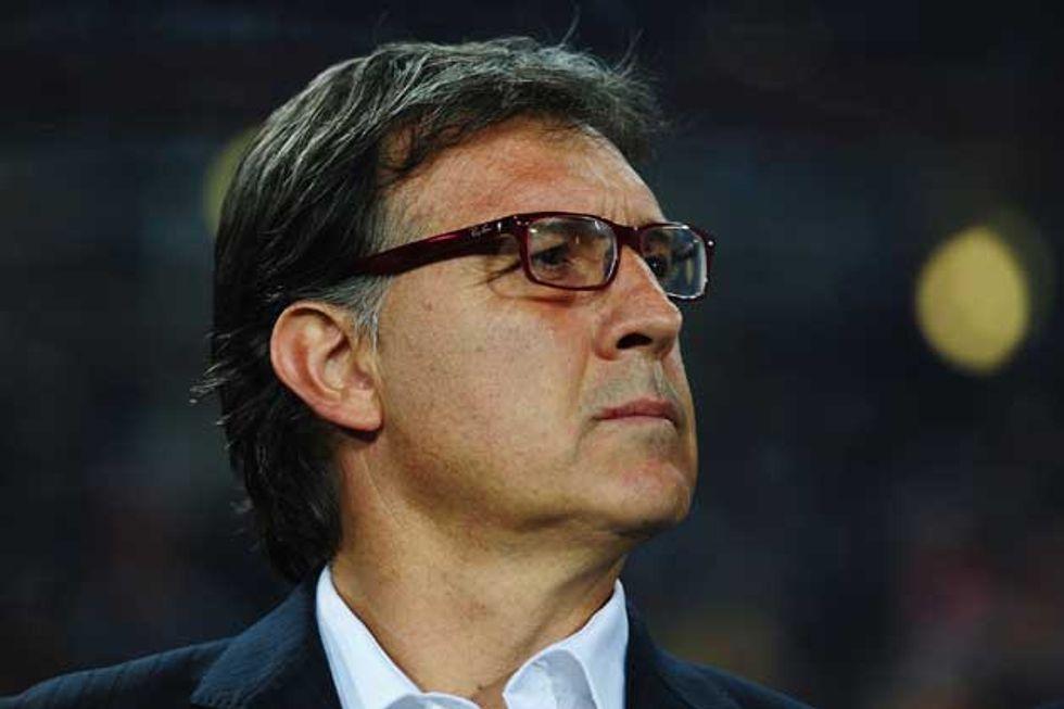 """Tata Martino, un """"italiano"""" alla guida del Barcellona"""