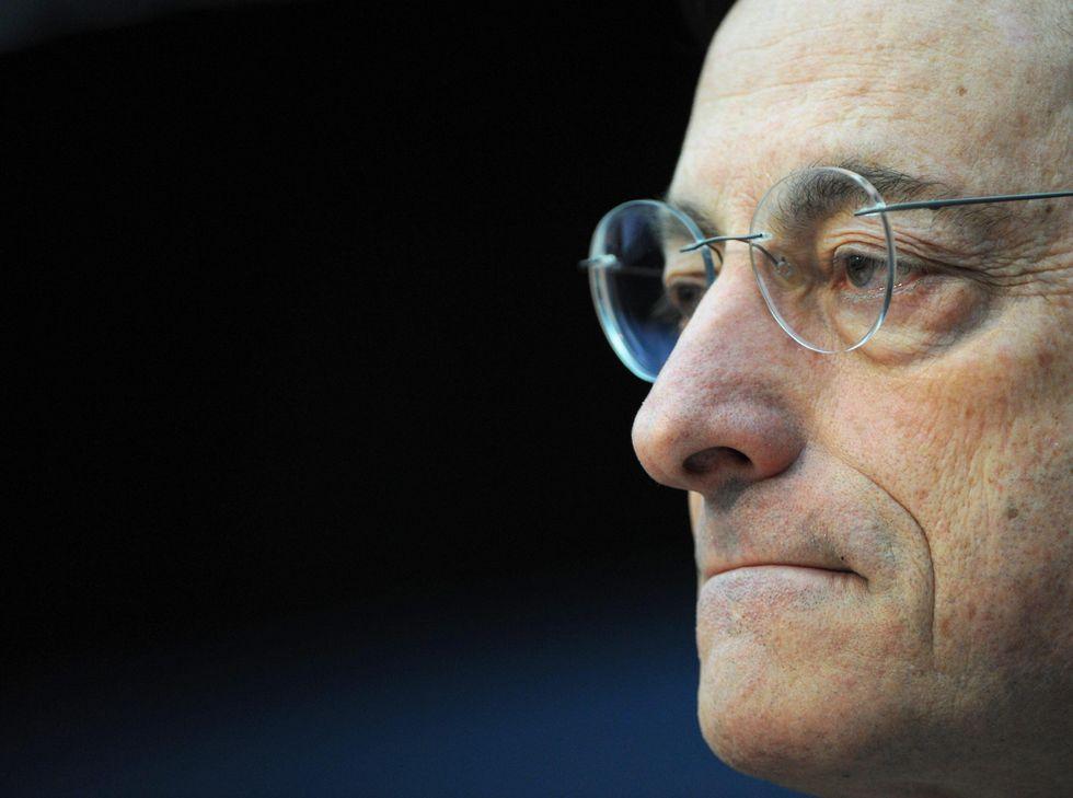 """""""Prestiti alle banche: la cura Draghi è solo un palliativo"""""""