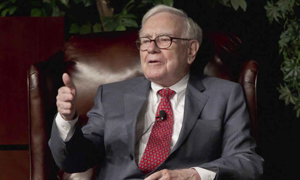 Metti una sera a cena... con Warren Buffett