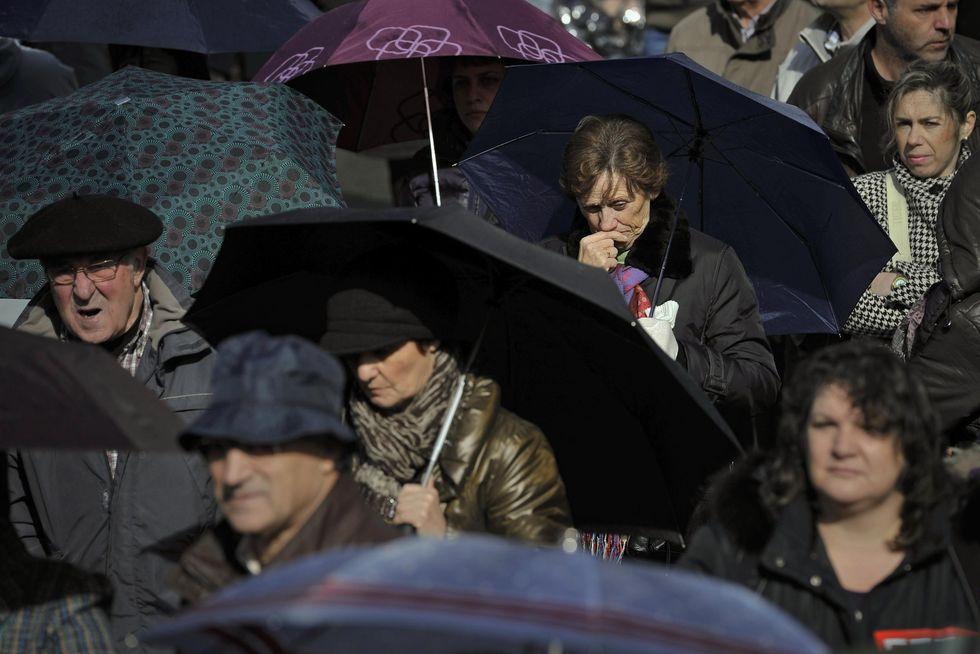 Spagna, la crisi e i nuovi poveri della classe media