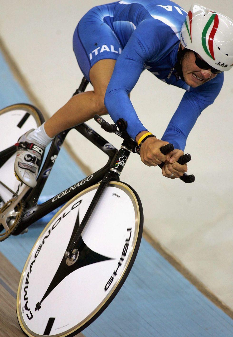 Fabrizio Macchi, dal deferimento di Londra alla positività al doping