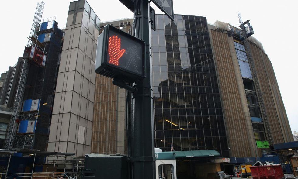 Le cinque vite del Madison Square Garden