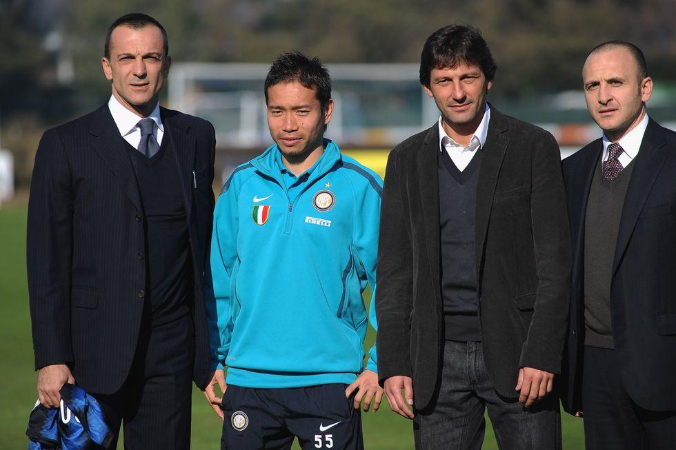 Branca, Ausilio e Leonardo: il futuro dell'Inter