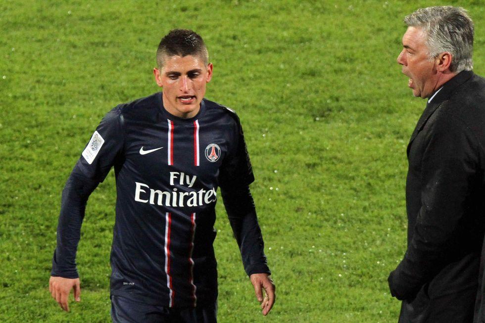 Verratti torna in Italia? Tensione con il Psg: Juve, Inter e Milan aspettano