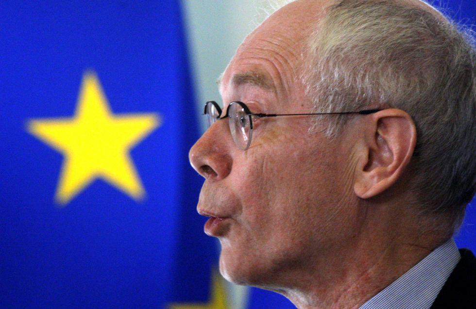 Unione bancaria: ecco il piano di Van Rompuy