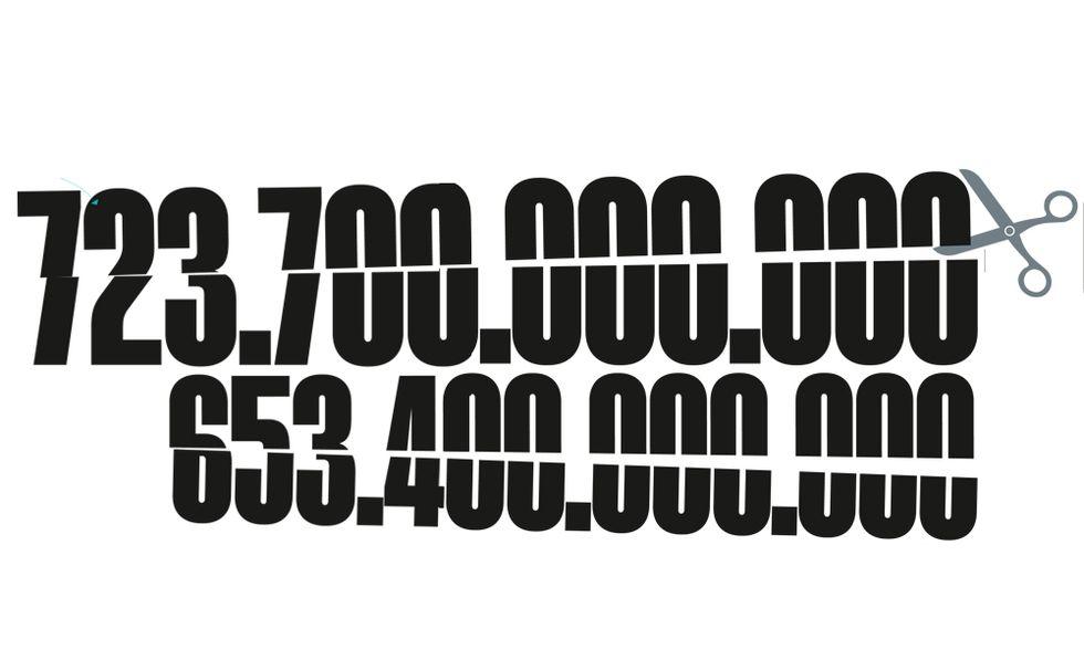 Spesa pubblica: diteci la verità, i tagli sono un bluff