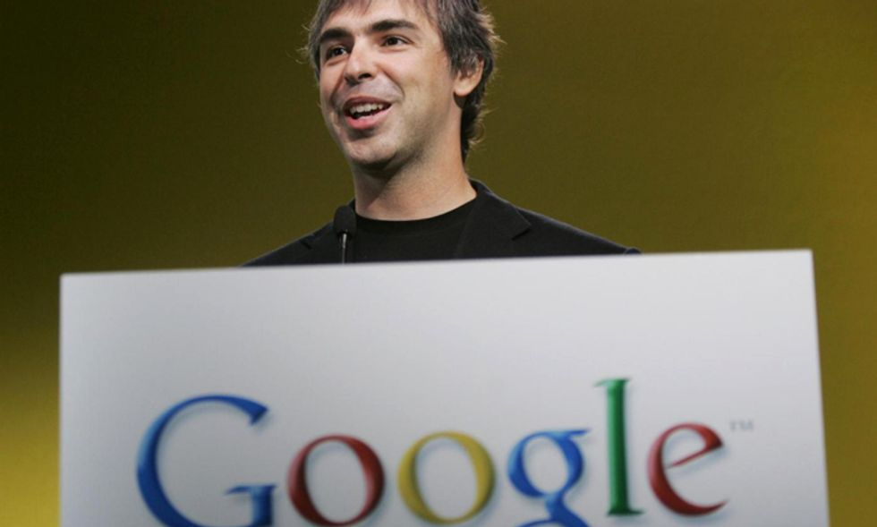 Google: le condizioni di salute di Larry Page preoccupano gli azionisti