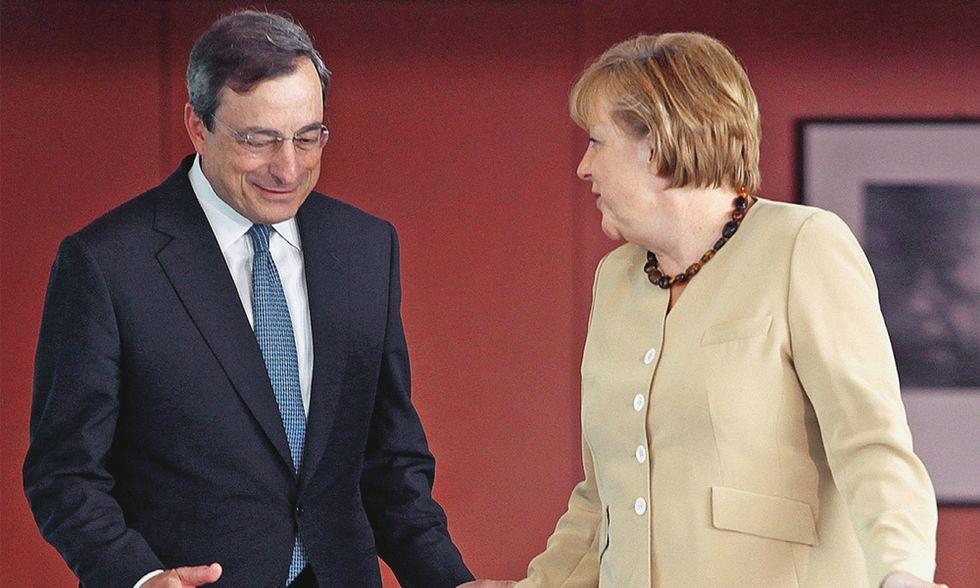 Crisi, la soluzione tedesca? Il fondo di ammortamento Ue