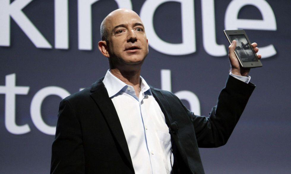L'erede di Steve Jobs? È Jeff Bezos