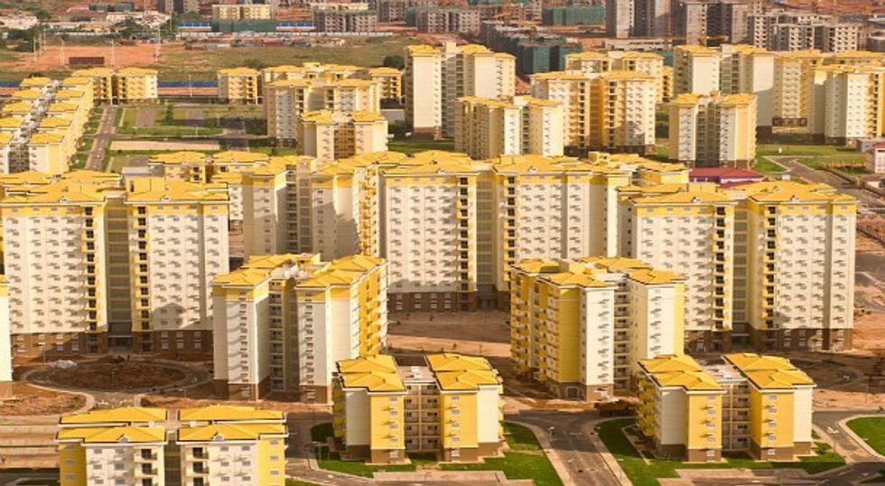 La Cina esporta il business delle città fantasma in Africa