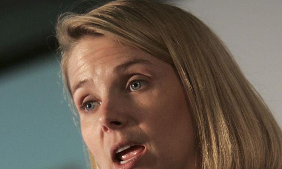 Yahoo!, arriva il Ceo Marissa Mayer: donna, incinta ed ex Google