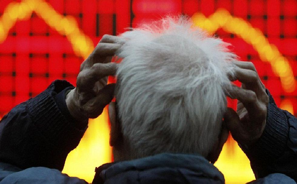 Economia cinese: sesto trimestre in calo. È allarme crisi