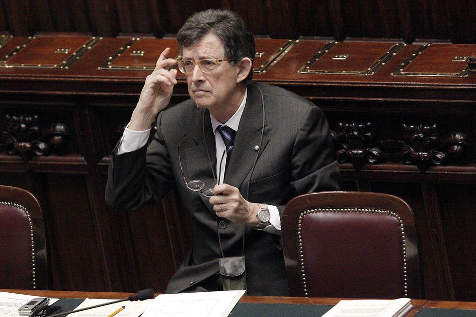 Piero Giarda, che brutta smentita ministro!