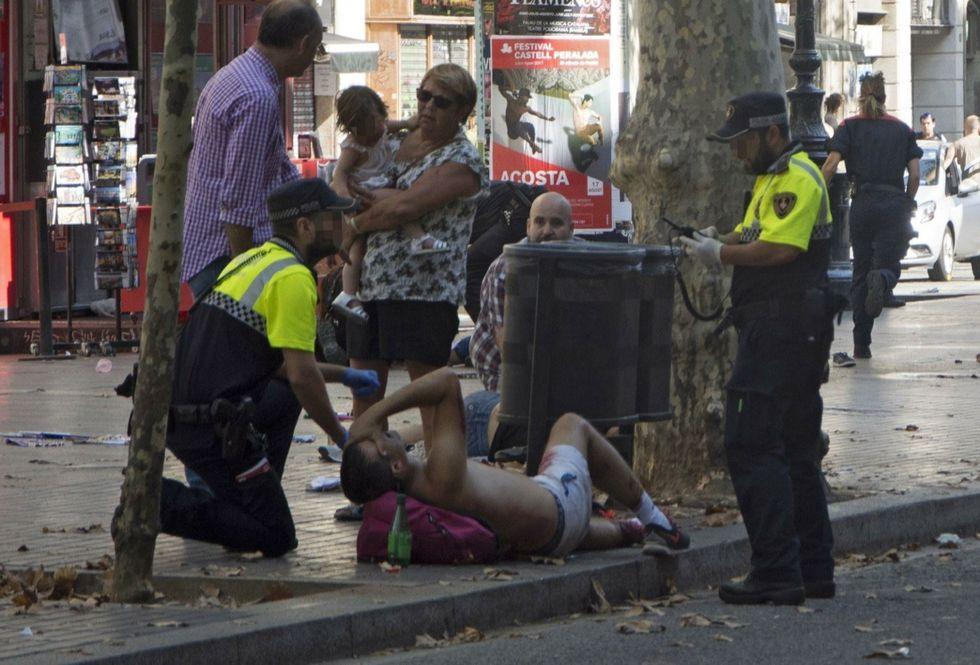 I misteri della cellula jihadista di Barcellona