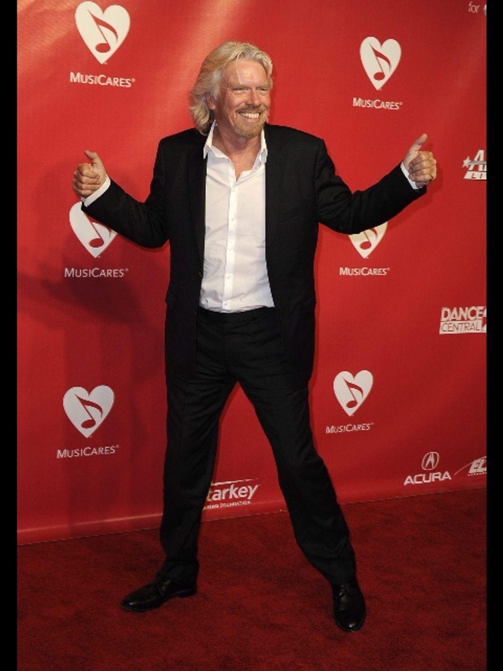 Richard Branson: la forza della rete