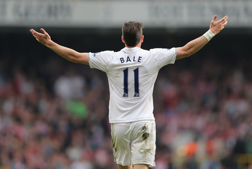 Quando Gareth Bale era del Milan (per 10 milioni)