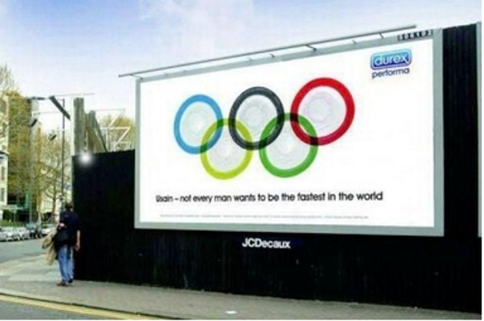 Durex, alle Olimpiadi 2012 la pubblicità è geniale