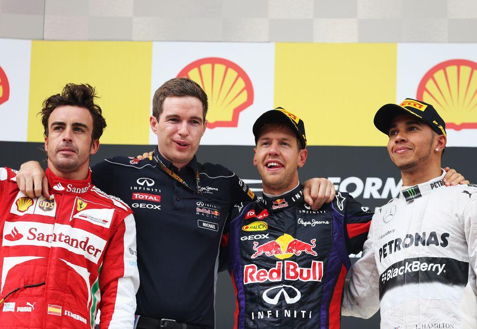 """Turrini: """"Vettel imbattibile, ma se Alonso non avesse sbagliato..."""""""