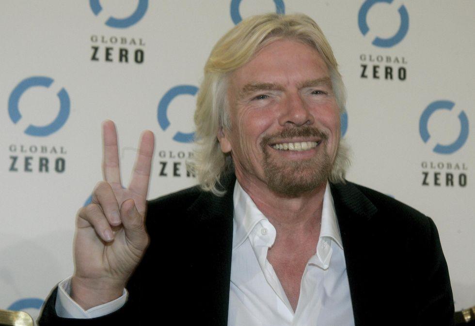 Richard Branson: fare di necessità virtù