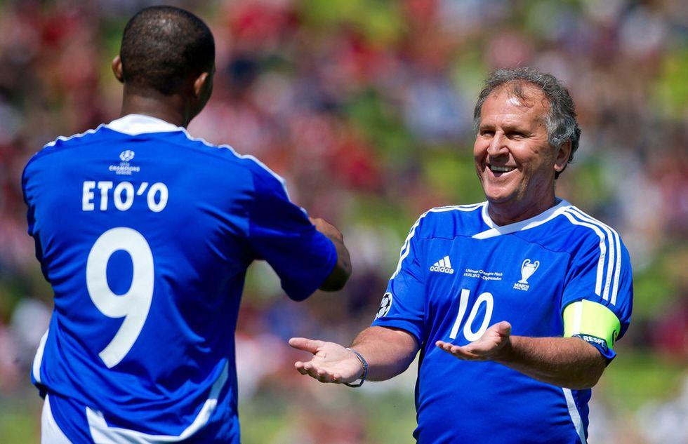 Samuel Eto'o va al Chelsea