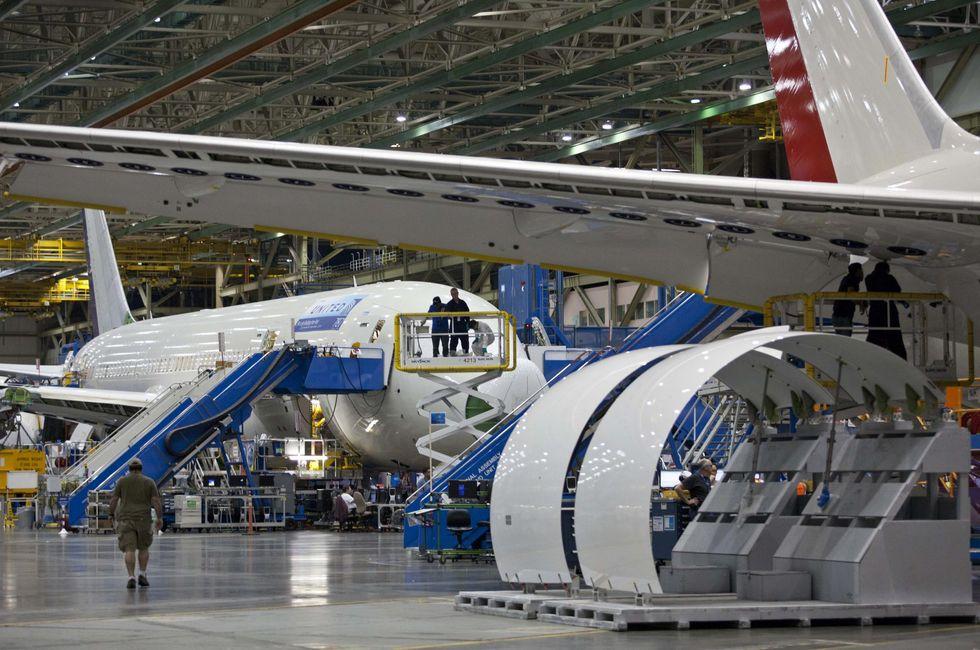 Jobs, con Boeing per costruire l'aereo del futuro