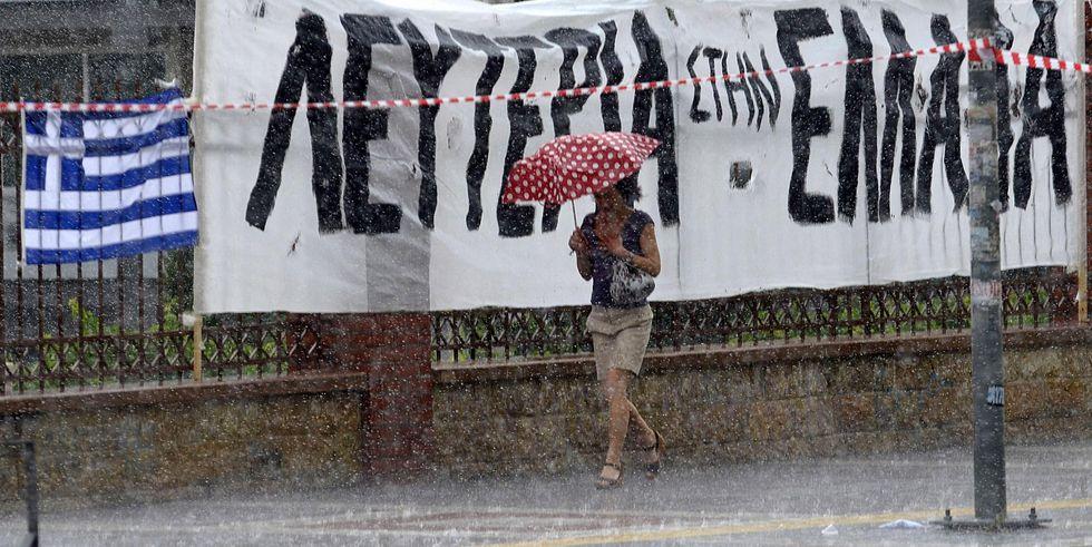 Grecia, le tre fasi per uscire dalla crisi