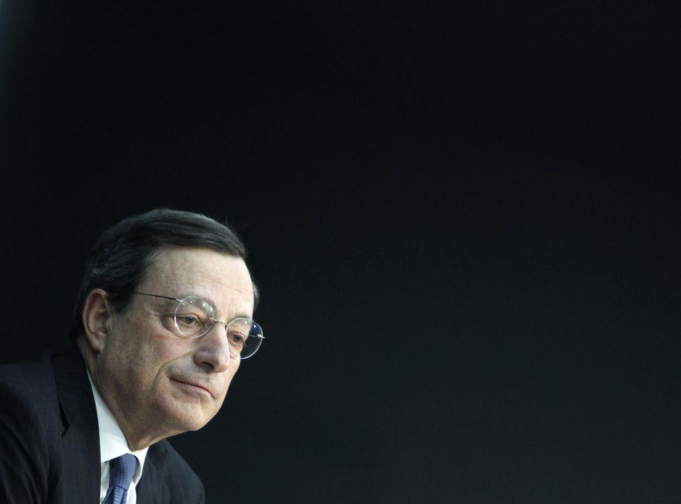 Crisi: adesso anche Draghi prende tempo
