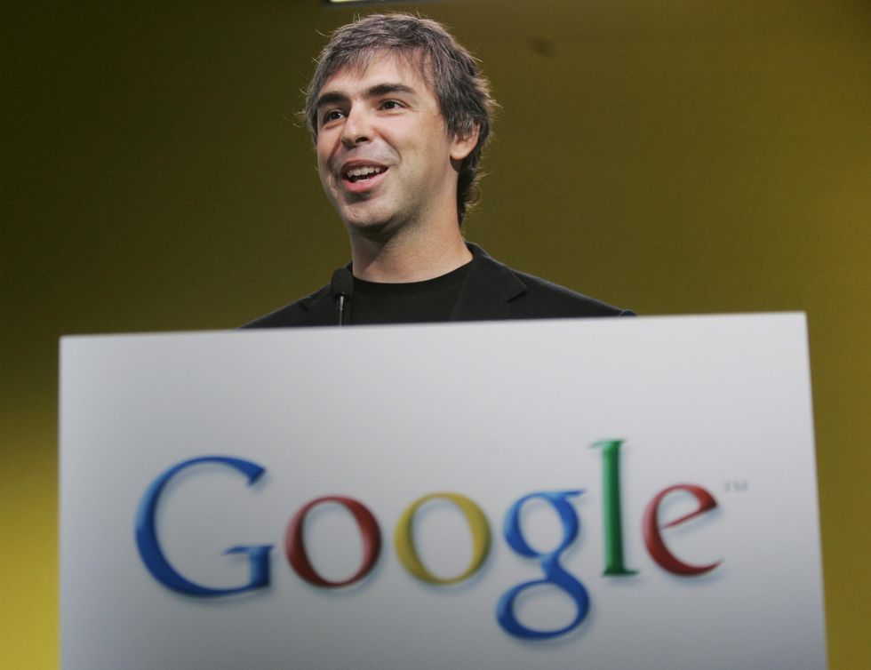 Google e l'equazione (im)possibile delle donne al potere