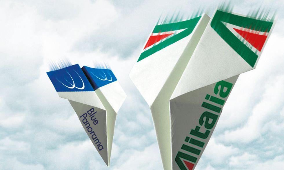 Compagnie aeree italiane in crisi