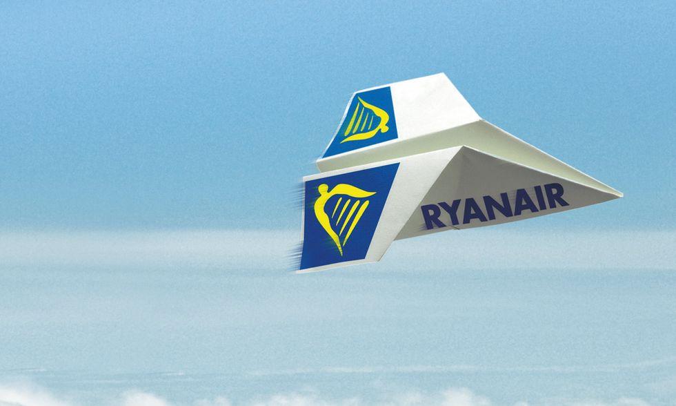 Ryanair, rotte truccate