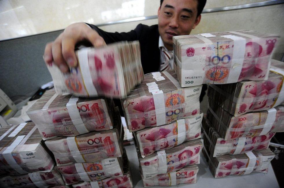 Anche la Cina potrebbe non essere in grado di sanare il debito pubblico