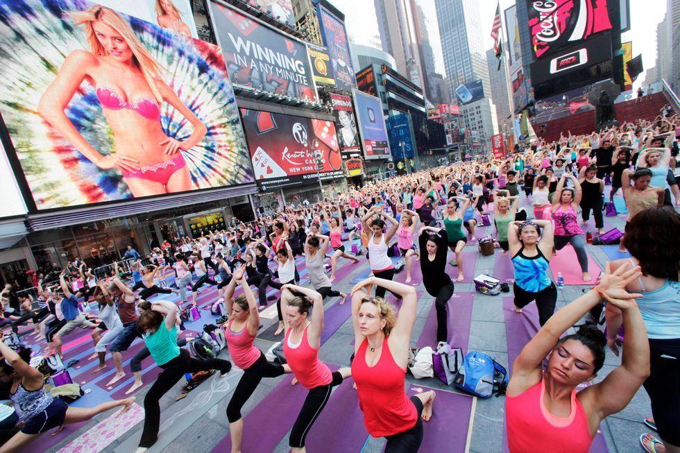 Yoga e meditazione in azienda per lavorare meglio