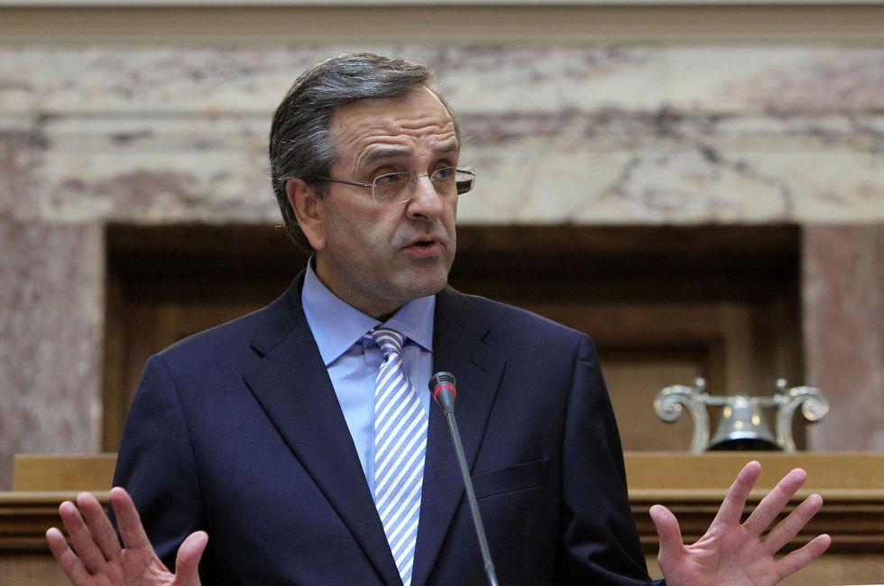 Grecia, Samaras chiede tempo ma promette austerità
