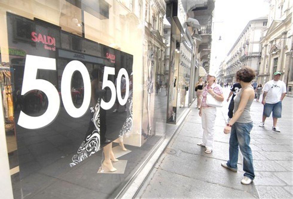 Crisi dei consumi