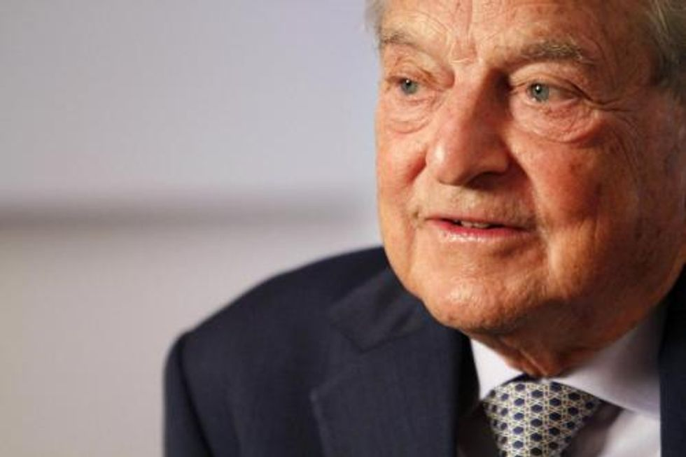 Soros al Financial Times: meglio un euro senza Germania