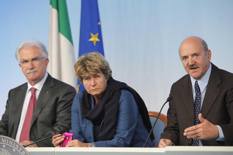 I sindacati presentano a Monti la ricetta per la crescita