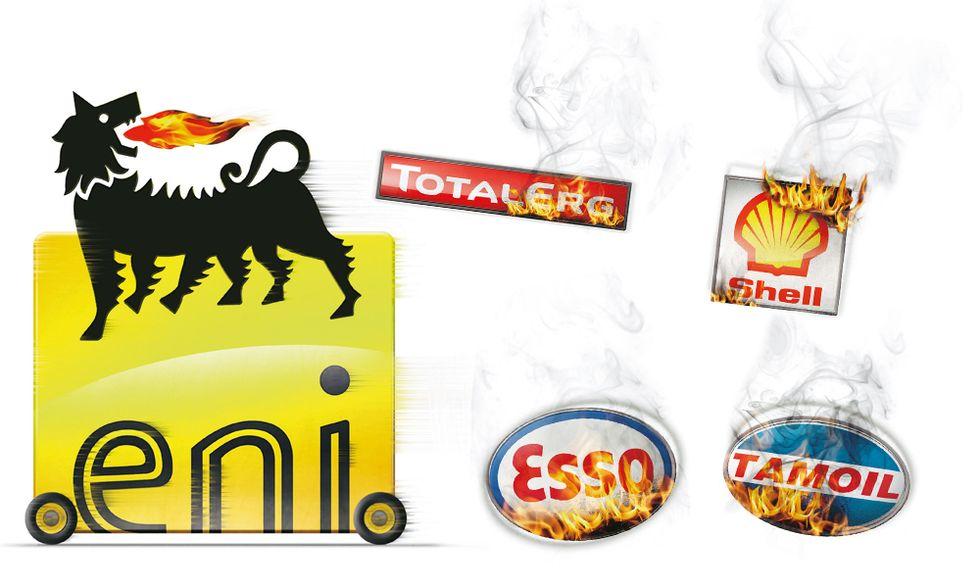 Benzina, gli sconti weekend dell'Eni fanno arrabbiare i concorrenti