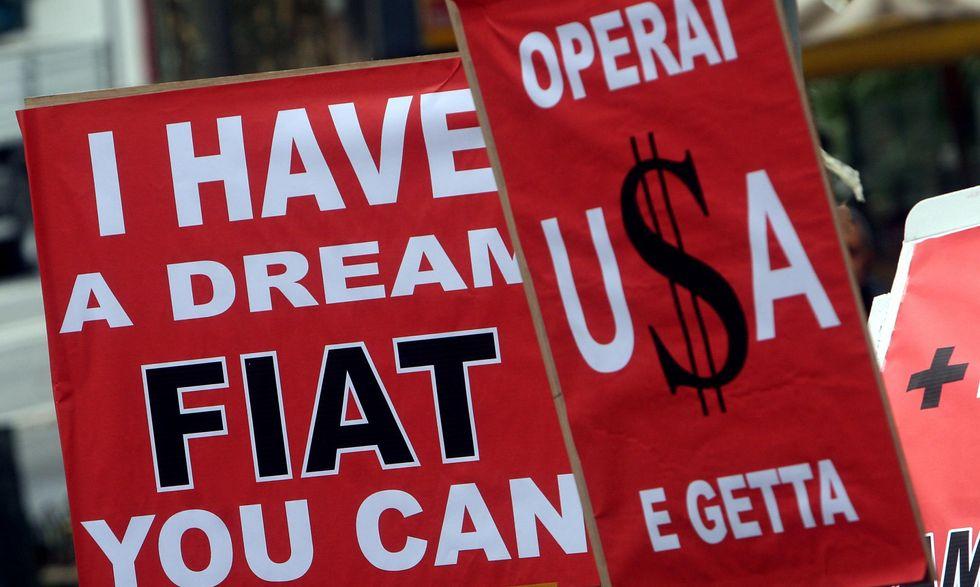 Fiat, ecco il sindacato che difende Marchionne