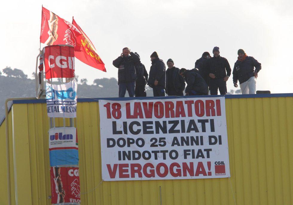 Fiat, non solo Pomigliano o Mirafiori. I 200mila posti di lavoro che dipendono dalle scelte di Marchionne