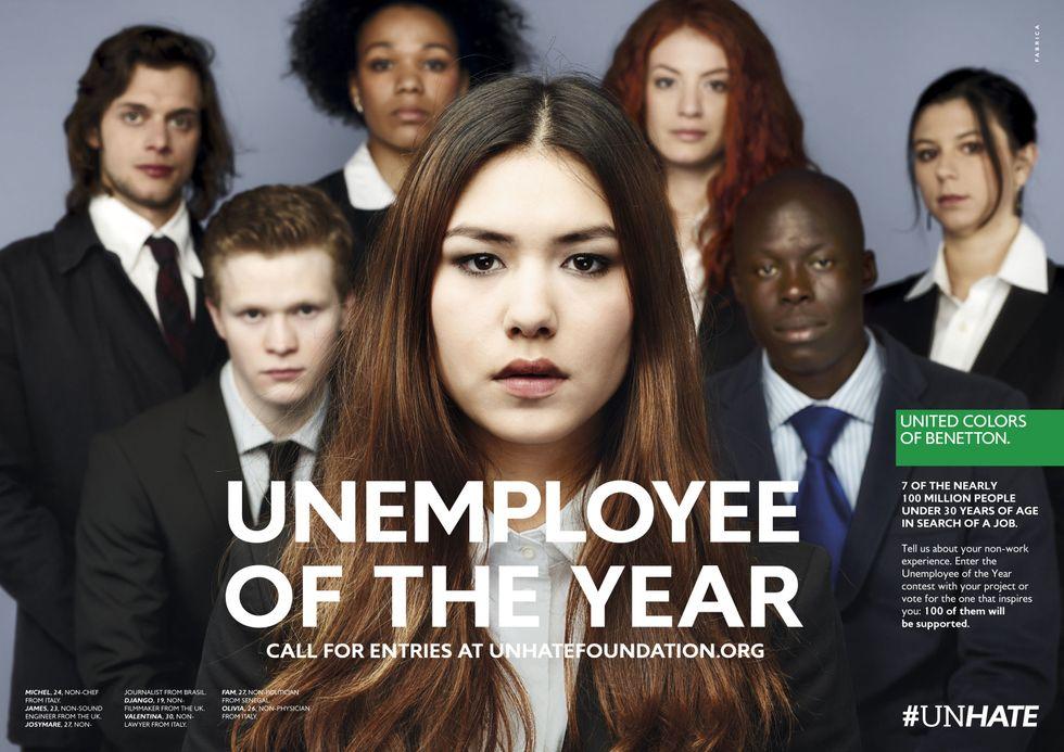 Benetton, 5 mila euro a 100 disoccupati