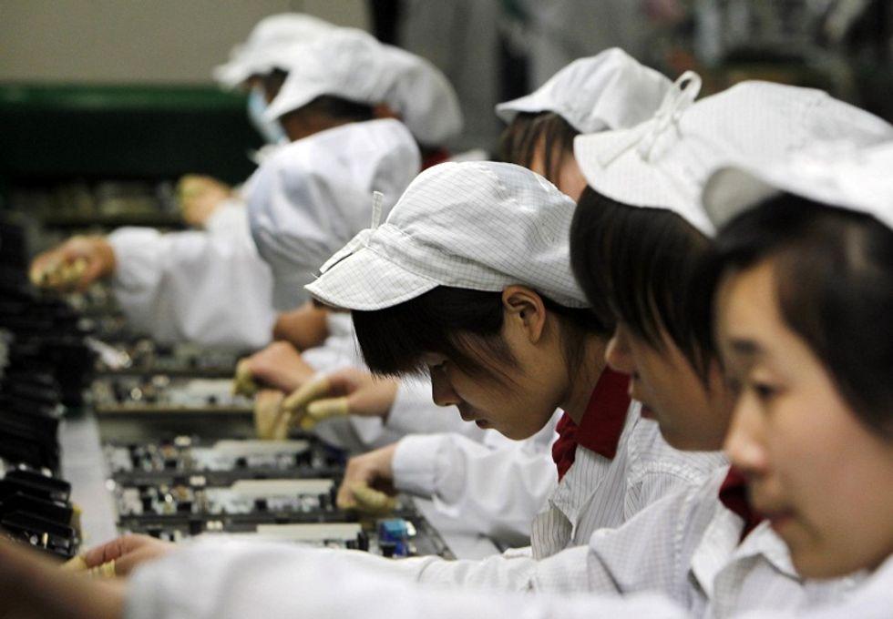 iPhone5, in Foxconn turni straordinari per la produzione