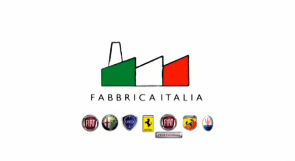 Fiat e Fabbrica italia: ma ve lo ricordate lo spot?