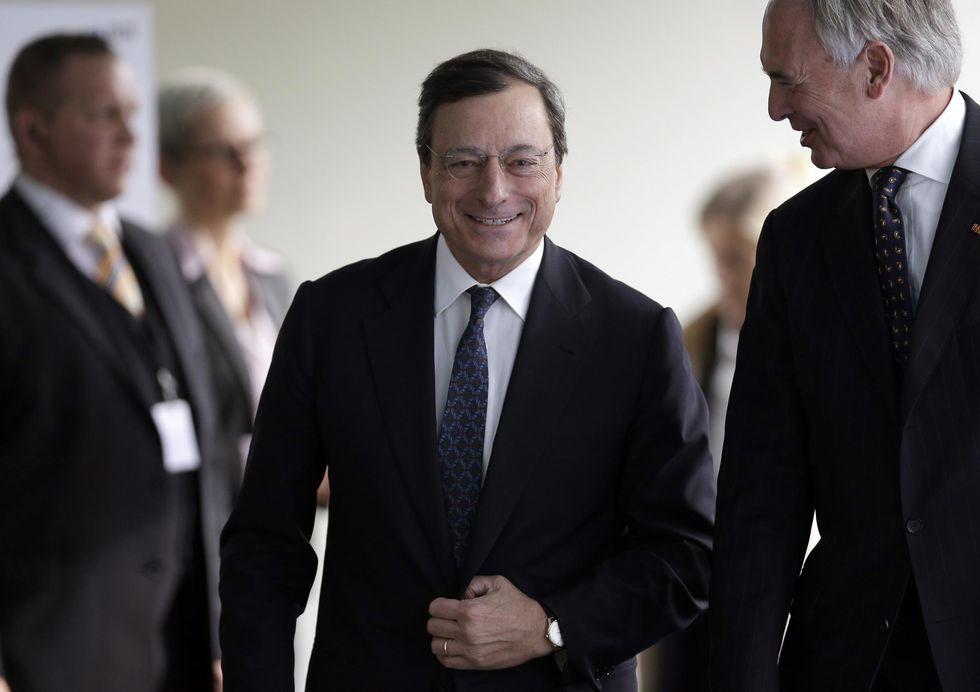 Mario Draghi, la crisi? Cinque motivi per essere ottimisti