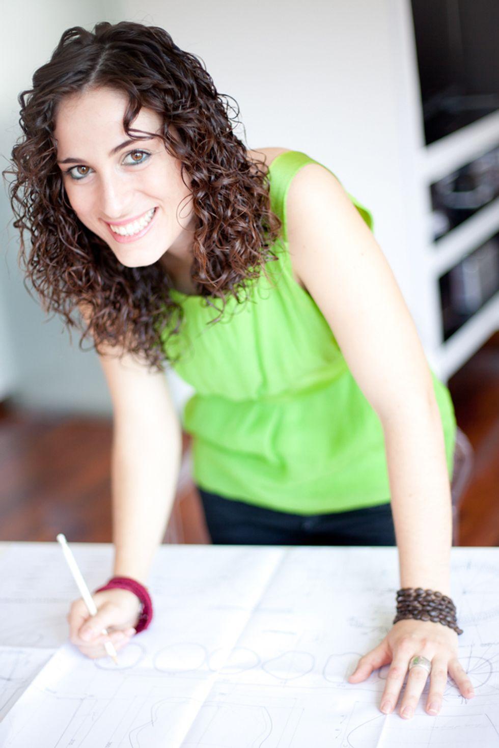 Caterina Falleni e il frigorifero che funziona senza corrente