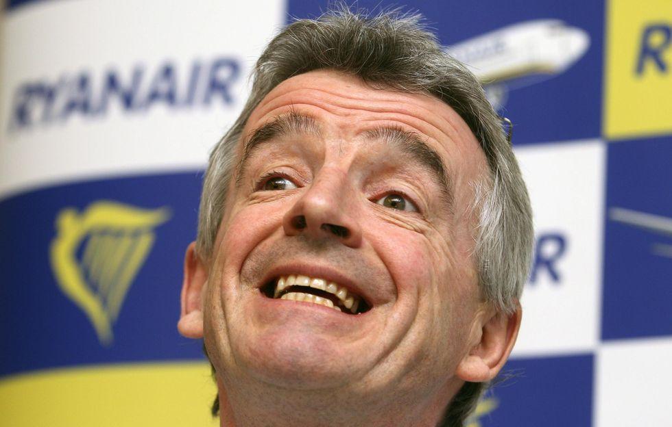 Ryanair, meno tasse e punterà sull'Italia