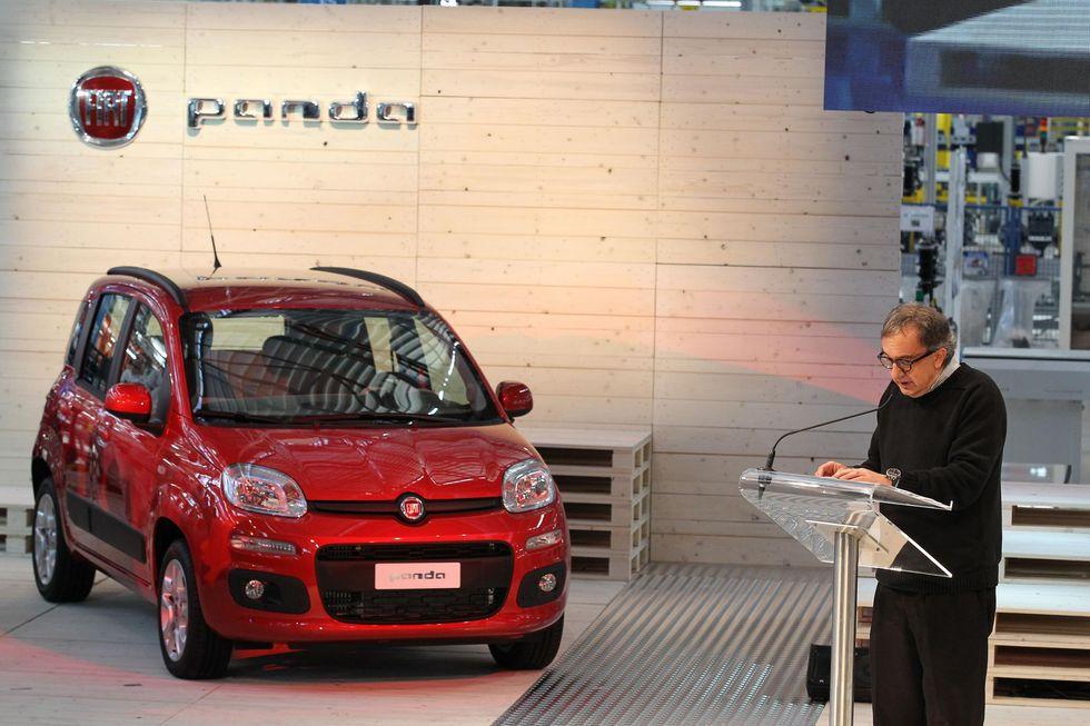 Fiat Panda, Punto, Bravo: tutti i modelli-flop di Marchionne