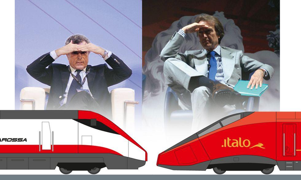 Treni, la velocità aumenta e i prezzi si abbassano
