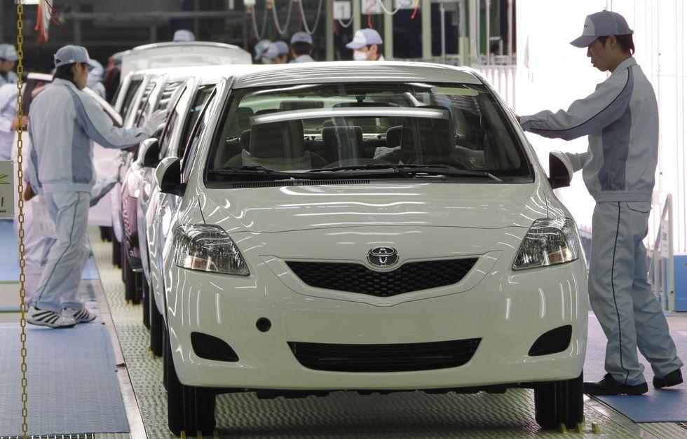 Toyota Yaris, Rav4, Auris e Corolla: 7,5 milioni di vetture ritirate