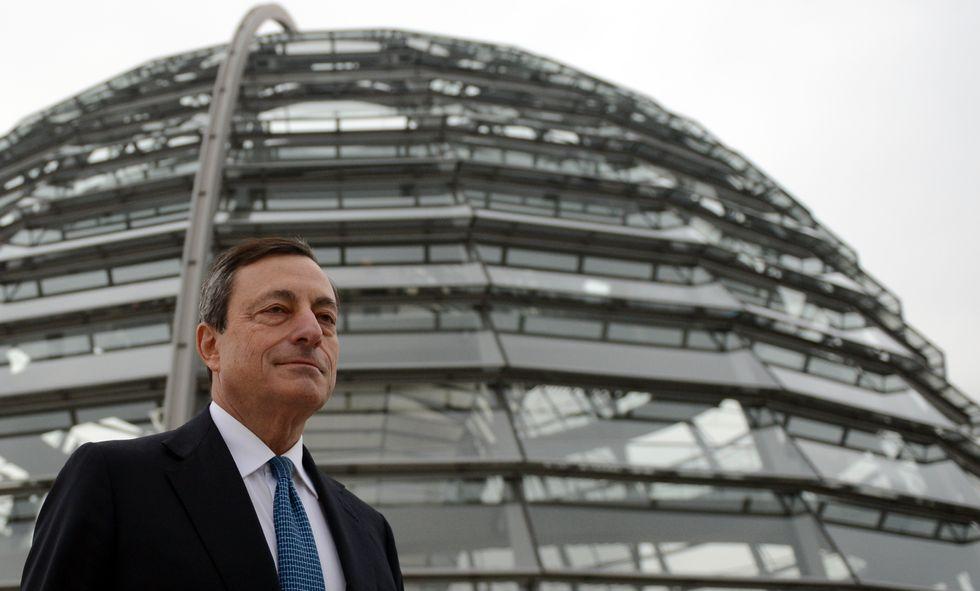 Draghi e il supercommissario che divide