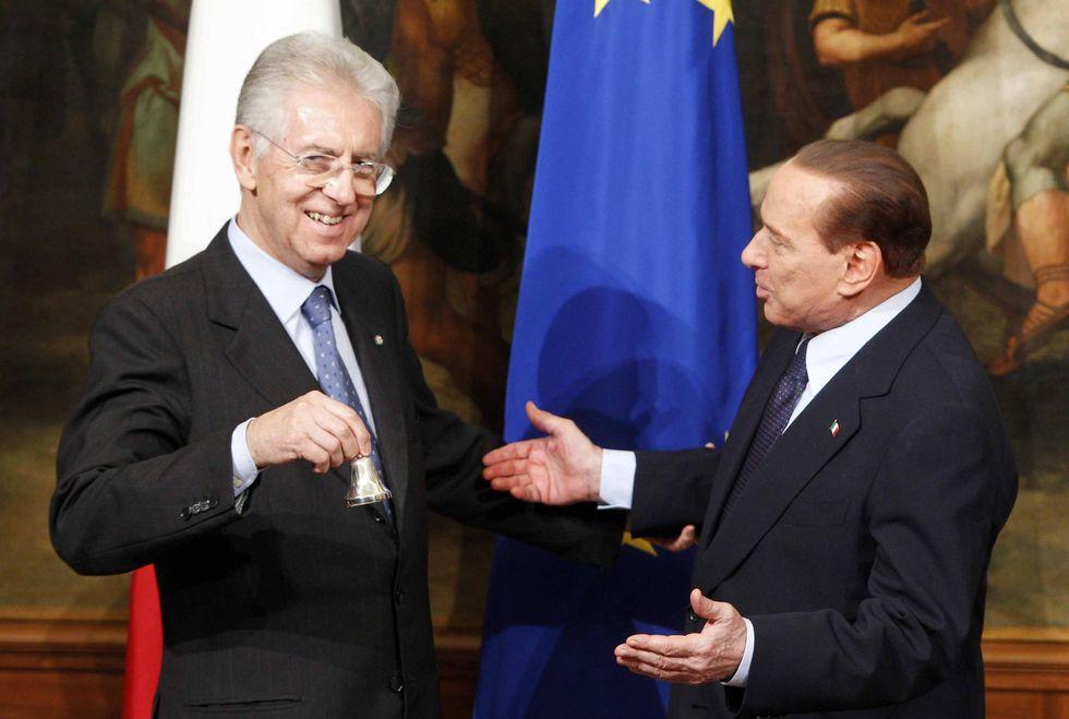 Spread in rialzo? Diciamo la verità: Monti, Berlusconi e la politica c'entrano poco